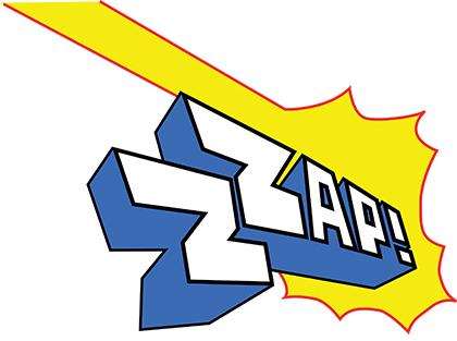 Zzap! Shop Logo